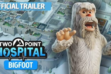 Bigfoot DLC Now Available in Two Point Hospital