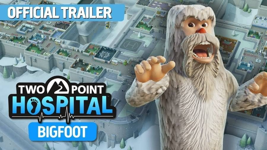Two Point Hospital Bigfoot - Gamers Heroes