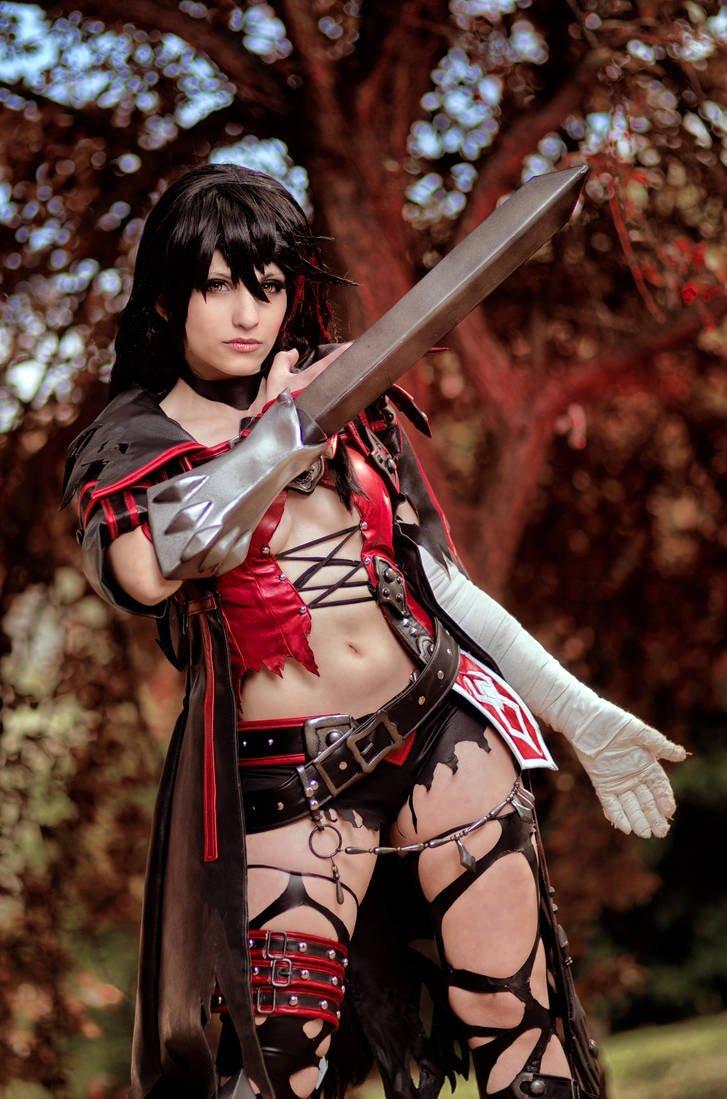 Tales of berseria velvet cosplay