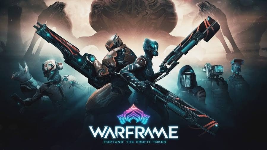 Warframe Fortuna The Profit Taker - Gamers Heroes