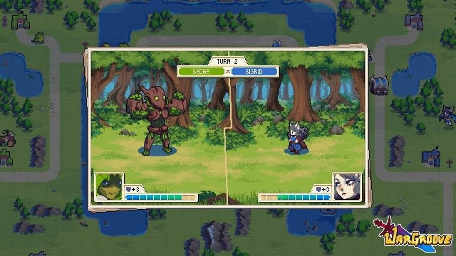 Wargroove Gameplay Trailer - Gamers Heroes
