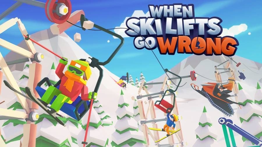 When Ski Lifts Go Wrong - Gamers Heroes