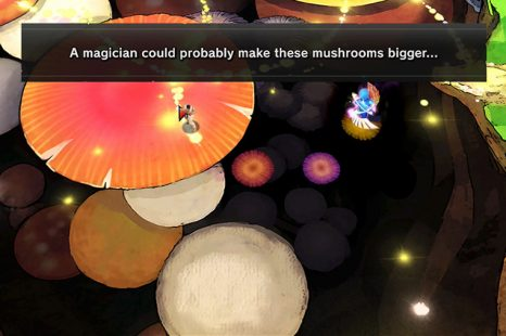 Where To Find A Magician To Make Mushrooms Bigger In Super Smash Bros. Ultimate