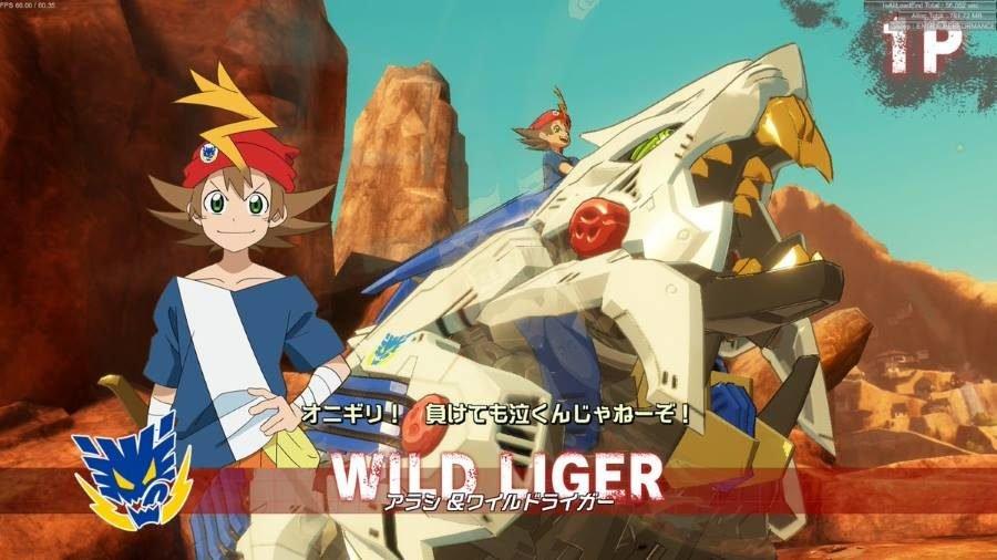 Zoids Wild - Gamers Heroes