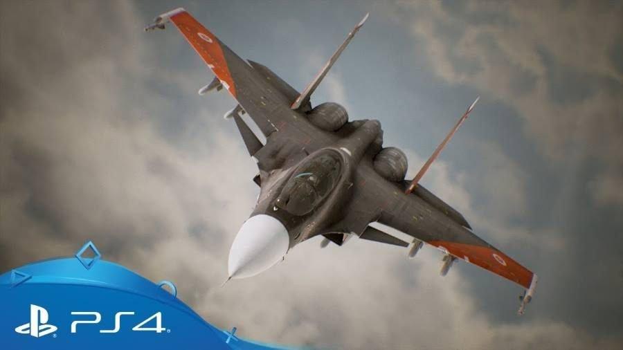 Ace Combat 7 Target Locked - Gamers Heroes