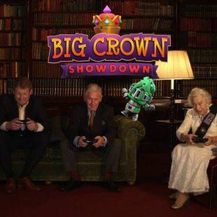 Big Crown: Showdown Launching on Nintendo Switch Tomorrow