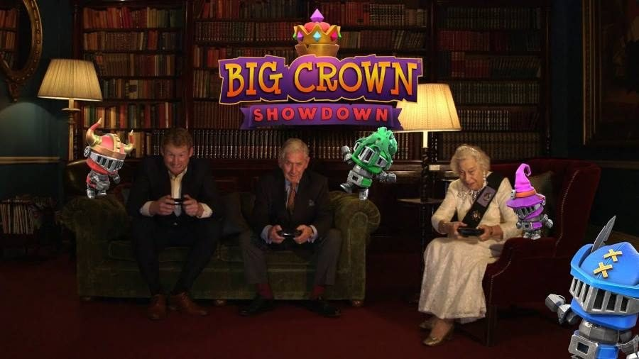 Big Crown Showdown - Gamers Heroes