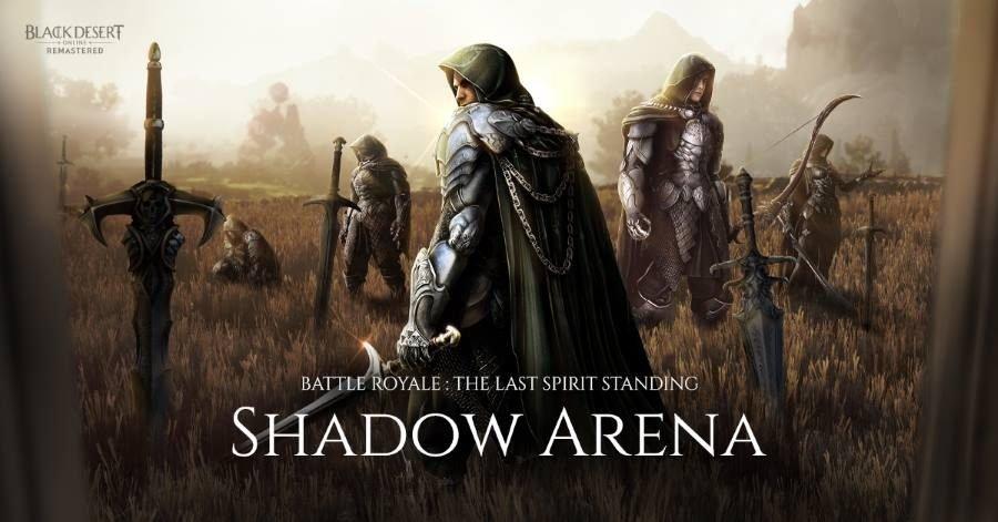 Black Desert Online Shadow Arena - Gamers Heroes