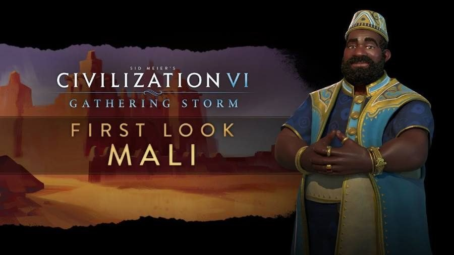 Civilization VI Gathering Storm Mali - Gamers Heroes