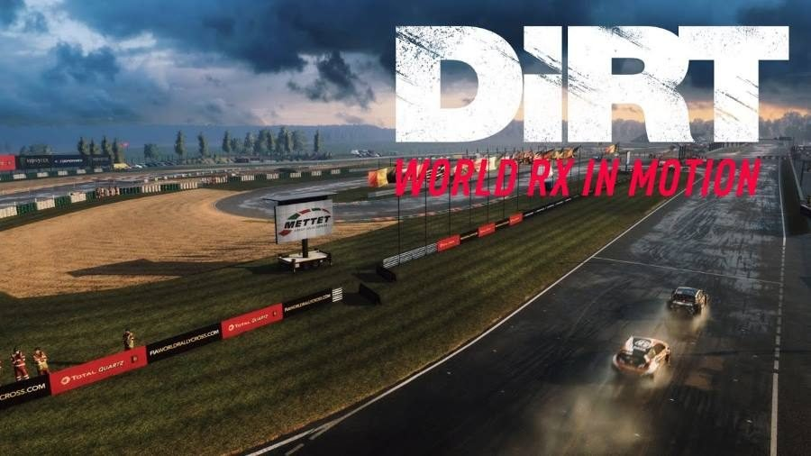 DiRT Rally 2.0 World RX in Motion - Gamers Heroes