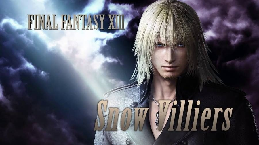 Dissidia Final Fantasy NT Snow Villiers - Gamers Heroes