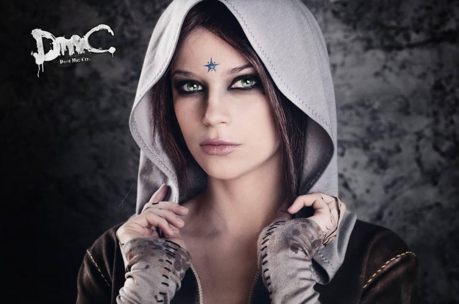 Kat devil may cry cosplay