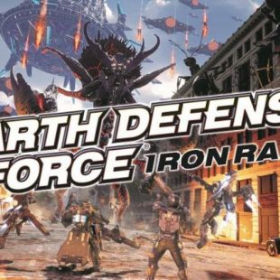 Earth Defense Force: Iron Rain Now Available