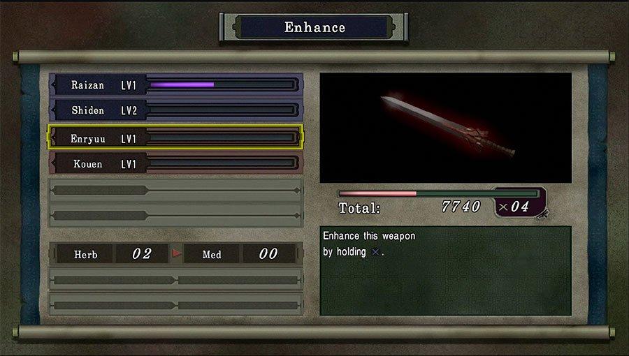 Enryuu: Fire Sword