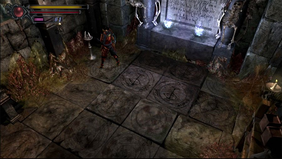 Enryuu: Fire Sword Location