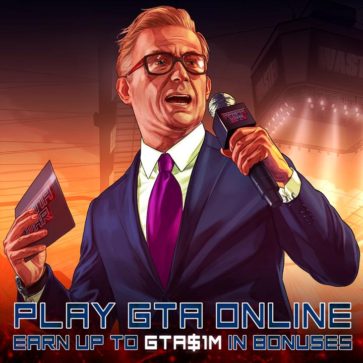 GTA Online $1M - Gamers Heroes