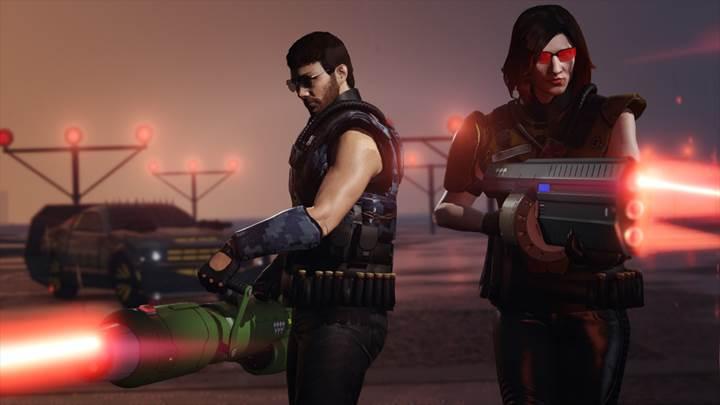 GTA Online Republican Space Rangers - Gamers Heroes