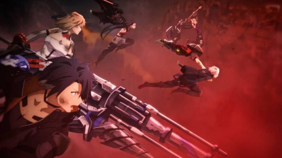 God Eater 3 Multiplayer - Gamers Heroes