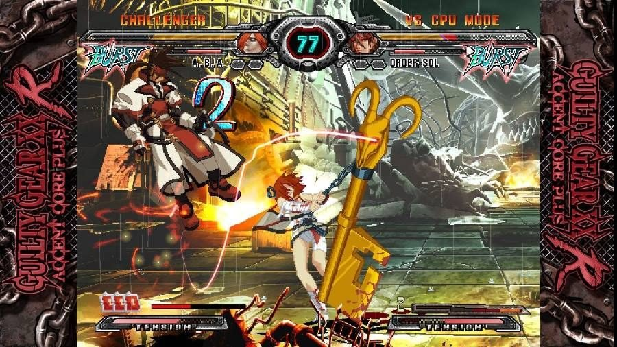 Guilty Gear 20th Anniversary Collection - Gamers Heroes