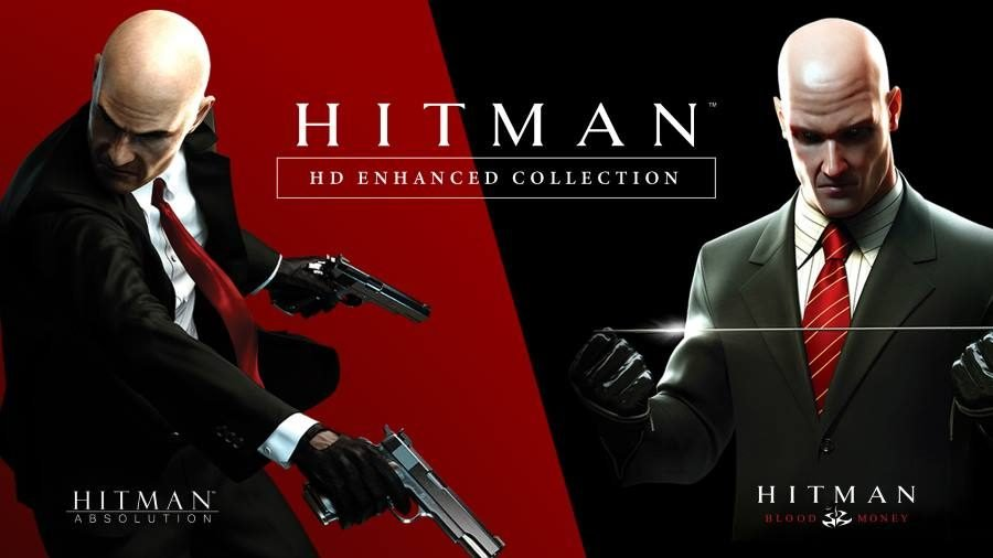 HITMAN HD Enchanced Collection - Gamers Heroes