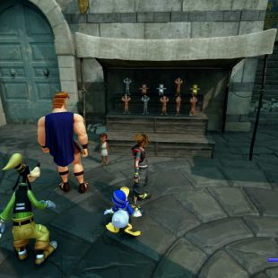 Kingdom Hearts 3 Golden Hercules Statue Locations Guide
