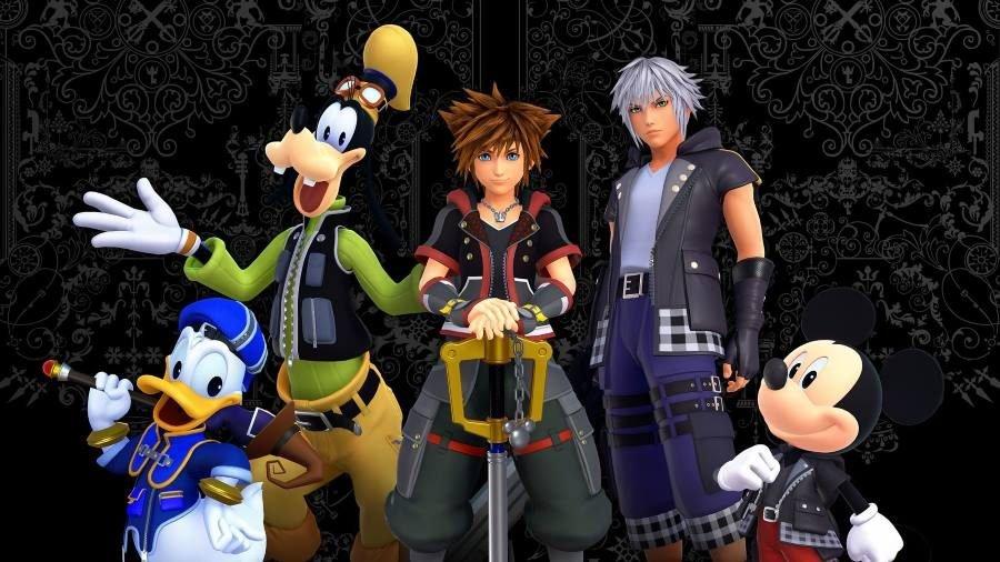Kingdom Hearts III - Gamers Heroes