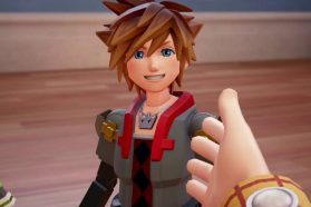 Critical Mode in Kingdom Hearts III Now Available