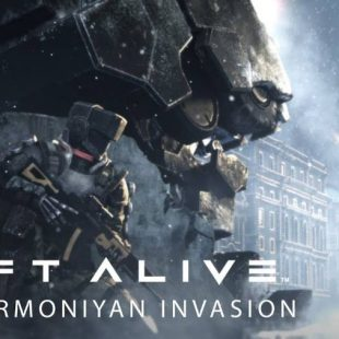 Left Alive Gets New Trailer Focusing on Garmoniyan Invasion
