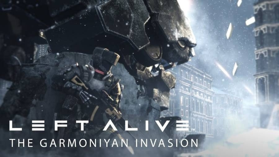 Left Alive Garmoniyan Invasion - Gamers Heroes