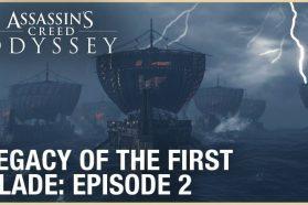 Assassin's Creed Odyssey Shadow Heritage DLC Now Available