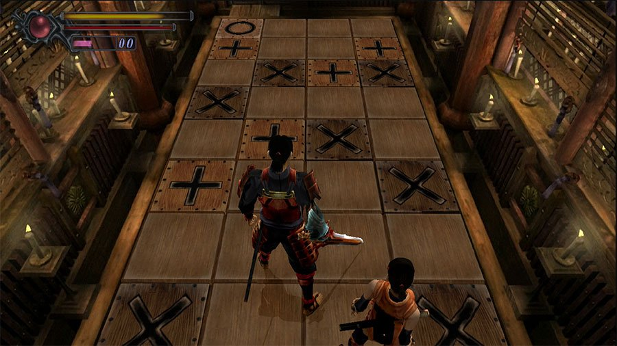 Onimusha Warlords Floor Puzzle Guide