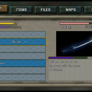 Onimusha: Warlords Sword Guide: How To Unlock More Weapons