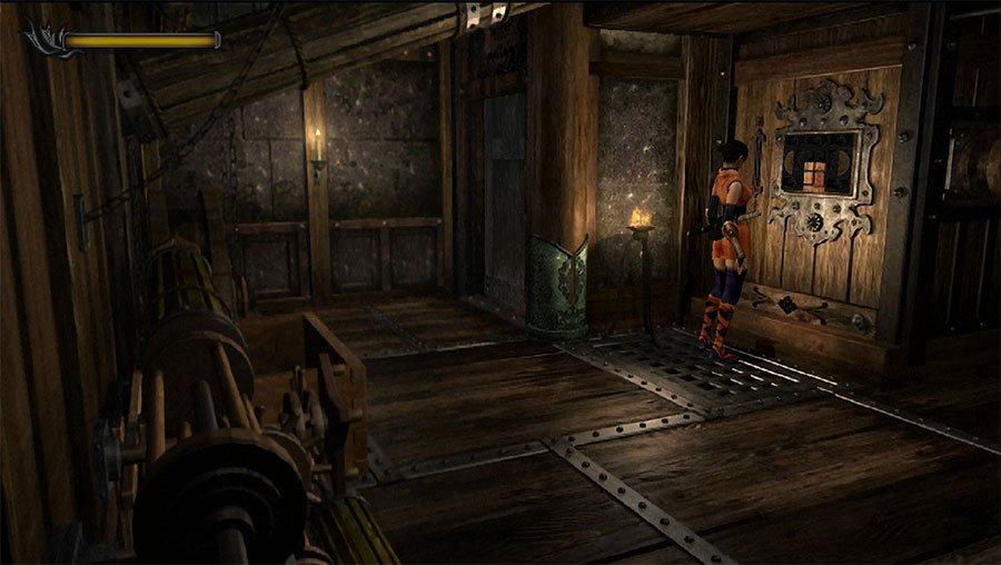 Onimusha Warlords Water Trap Puzzle Guide