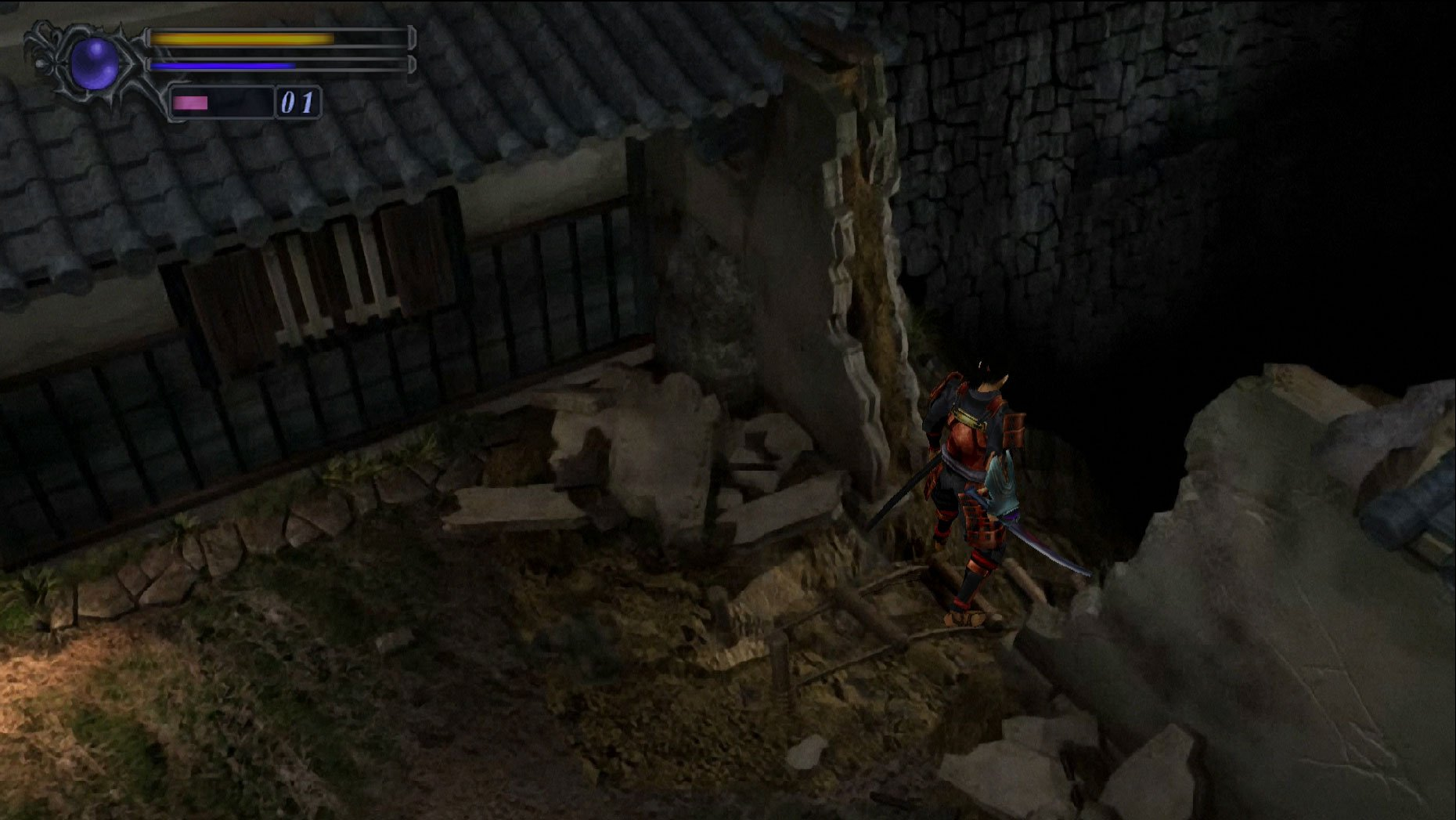 Onimusha Warlords Where To Find Equipment To Descend
