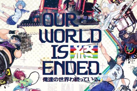 Judgement 7 Highlighted in New Our World Is Ended. Trailer