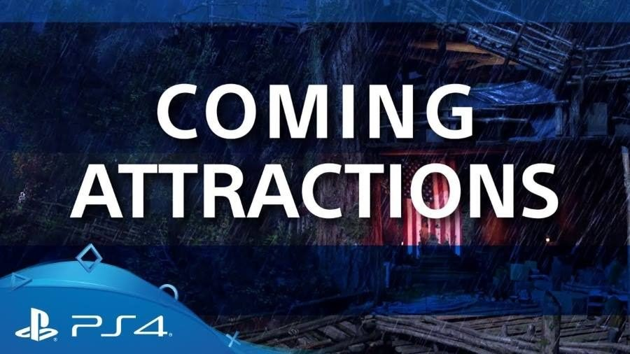 PlayStation Coming Attractions - Gamers Heroes