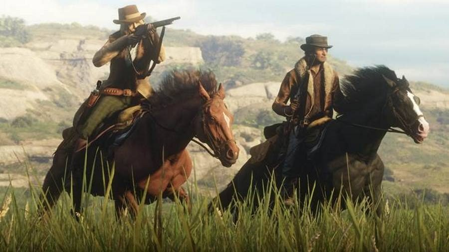 Red Dead Online Beta - Gamers Heroes