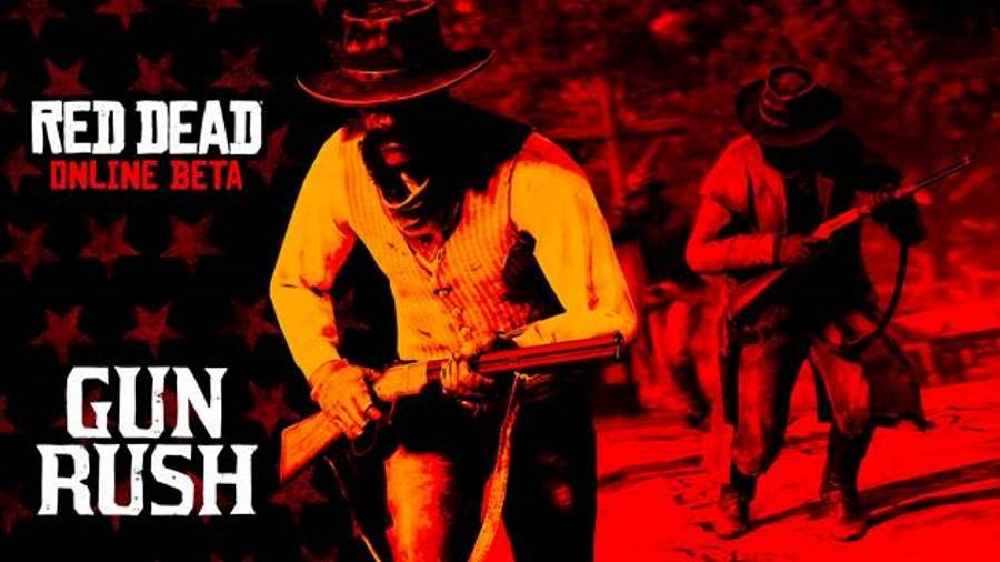 Red Dead Online Gun Rush Mode - Gamers Heroes