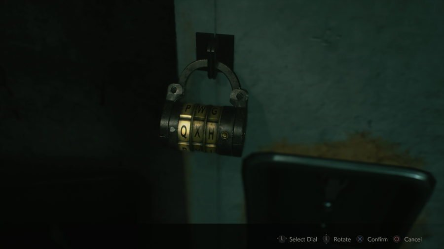 Resident Evil 2 Control Room Combination Guide