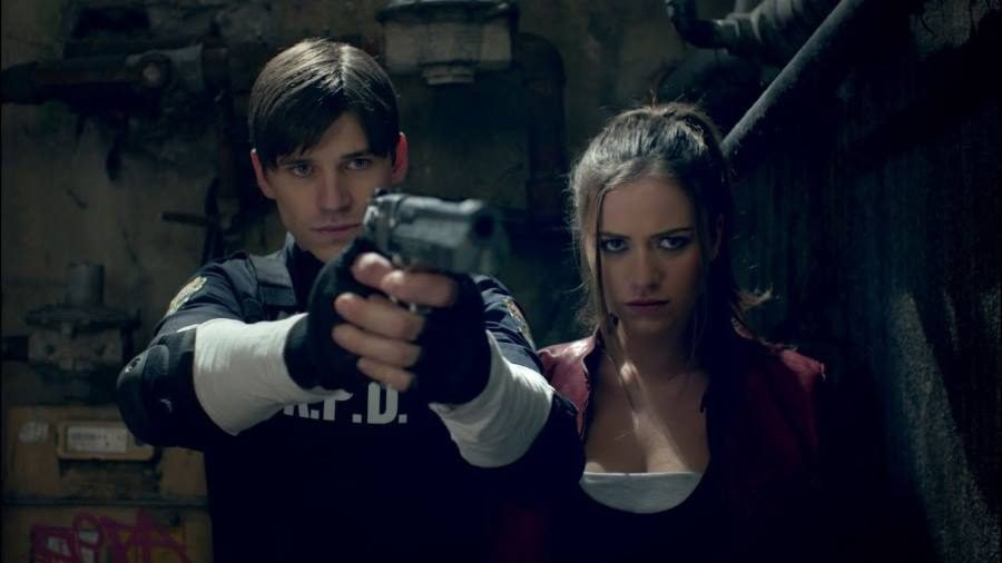 Resident Evil 2 Live Action - Gamers Heroes