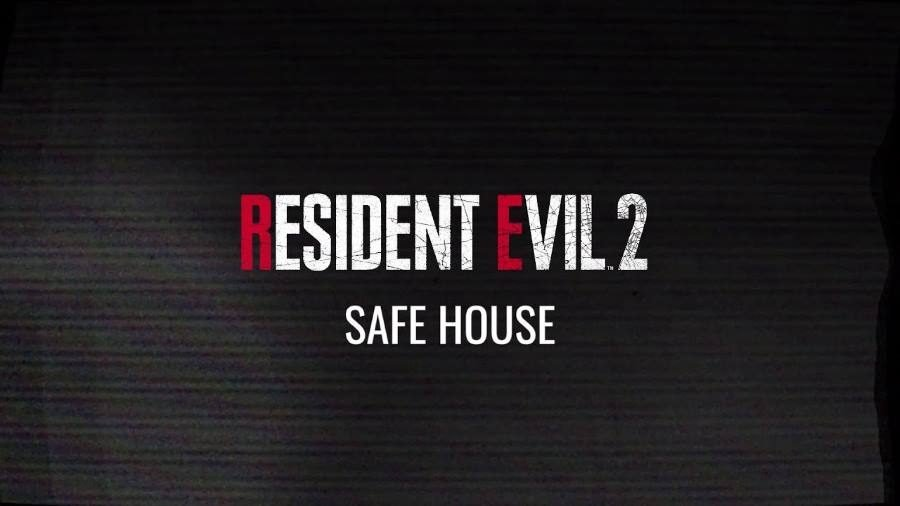 Resident Evil 2 Safe House - Gamers Heroes