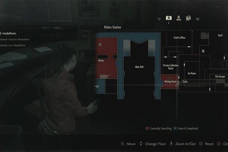 Resident Evil 2 Waiting Room Safe Combination Guide