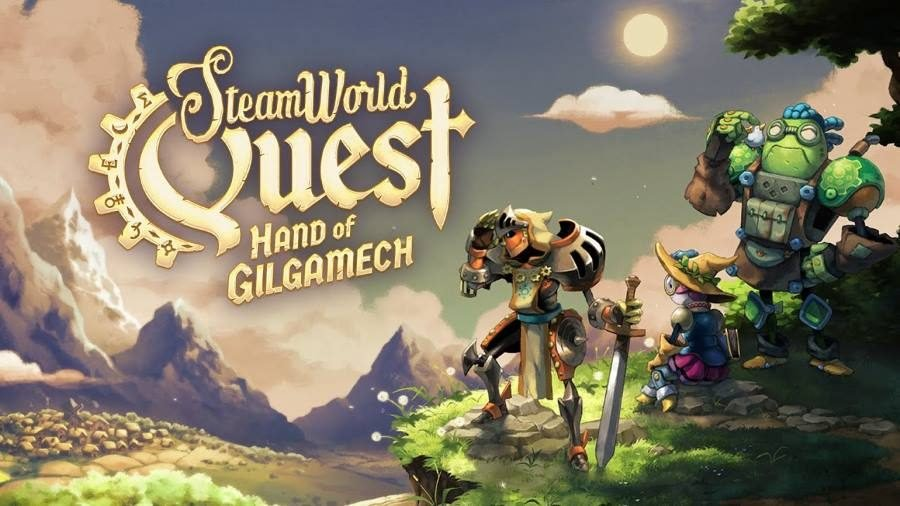 SteamWorld Quest - Gamers Heroes