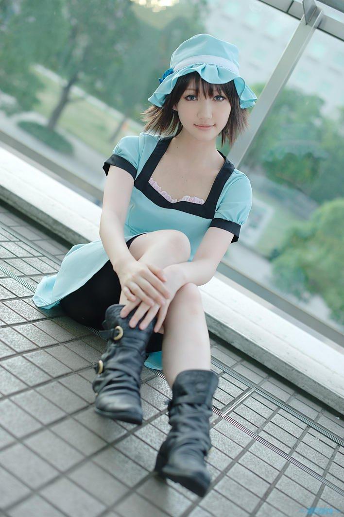 cosplay_Cosplay Wednesday - Steins;Gates Shiina Mayuri - GamersHeroes