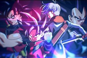 Super Dragon Ball Heroes World Mission Announced