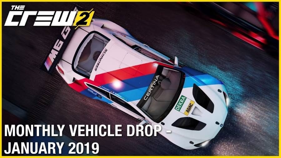 The Crew 2 January Vehicle Drop - Gamers Heroes