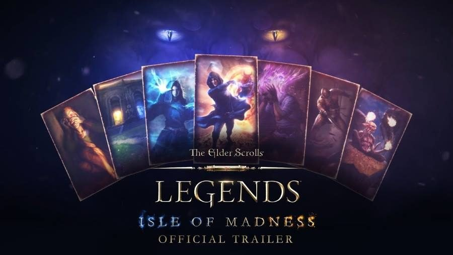 The Elder Scrolls Legends Isle of Madness - Gamers Heroes