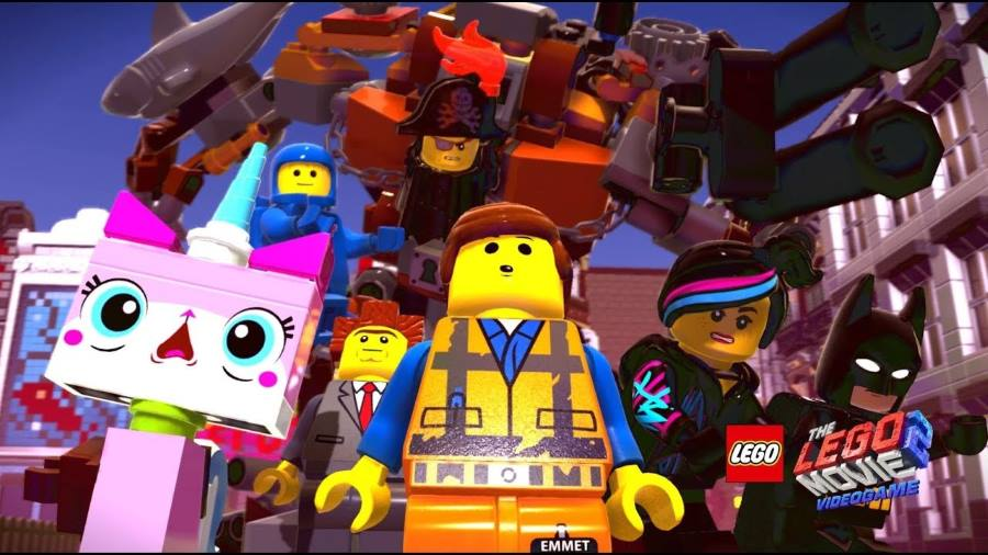 The Lego Movie 2 Videogame Gets New Trailer Gamersheroes