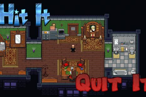 Hit It or Quit It – The Textorcist Beta