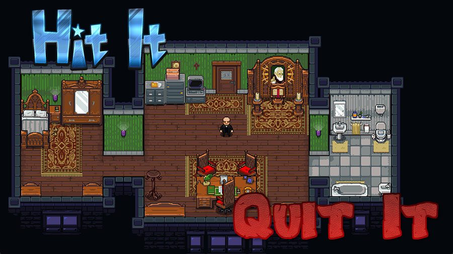 The Textorcist Hit It or Quit It - Gamers Heroes